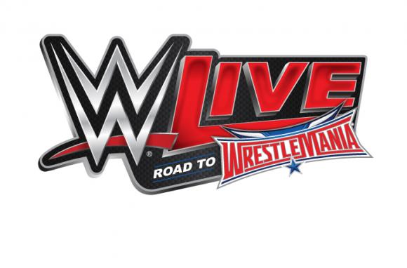 WWE: Live - Road to Wrestlemania at Giant Center