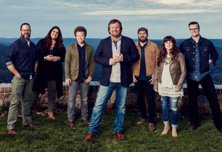 Casting Crowns  at Giant Center
