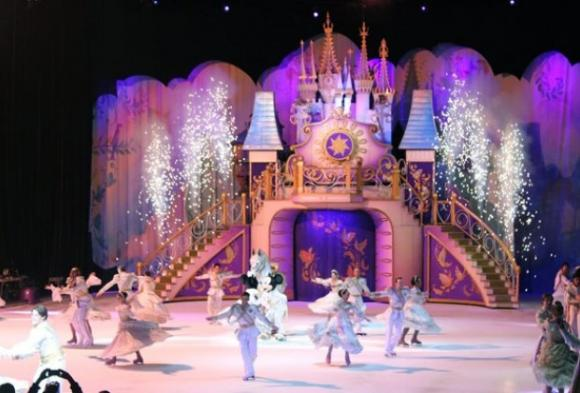 Disney On Ice: Dare To Dream at Giant Center