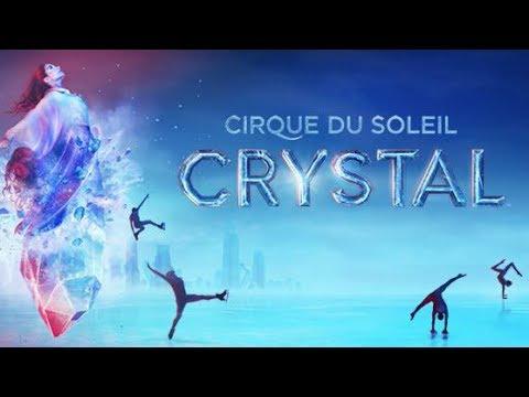 Cirque du Soleil - Crystal at Giant Center