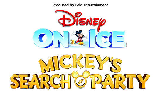 Disney On Ice: Mickey's Search Party at Giant Center