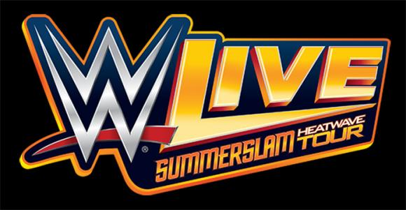 WWE: Live Summerslam Heatwave at Giant Center