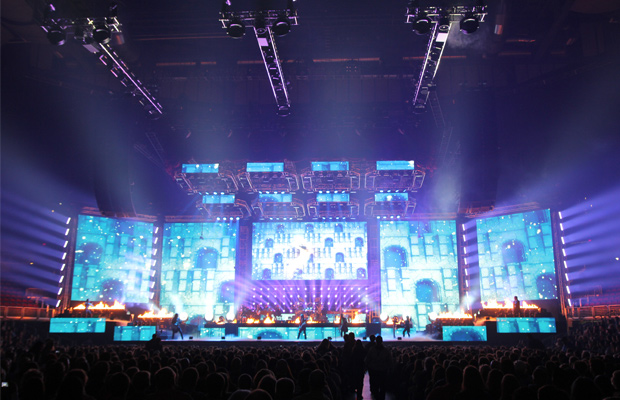 Trans-Siberian Orchestra at Giant Center