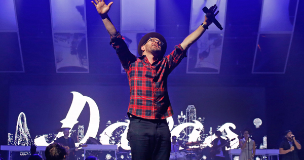 TobyMac at Giant Center
