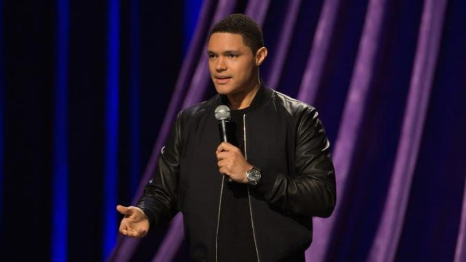 Trevor Noah at Giant Center