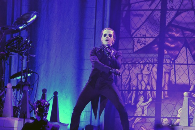 Ghost - The Band at Giant Center