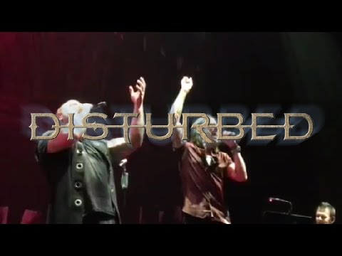 Disturbed at Giant Center