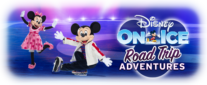 Disney On Ice: Road Trip Adventures at Giant Center