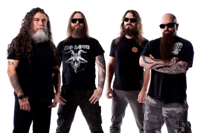 Slayer, Primus, Ministry & Philip H. Anselmo at Giant Center