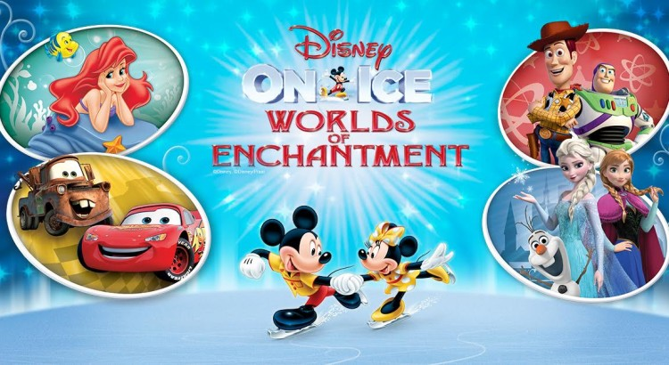 Disney On Ice: Worlds of Enchantment at Giant Center