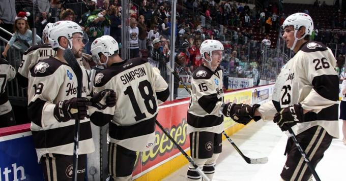 Hershey Bears vs. Laval Rocket [CANCELLED] at Giant Center