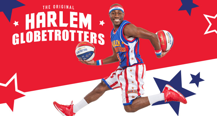 The Harlem Globetrotters at Giant Center