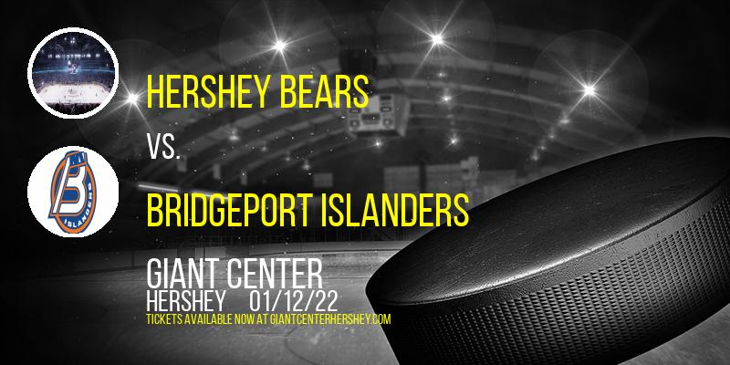 Hershey Bears vs. Bridgeport Islanders at Giant Center