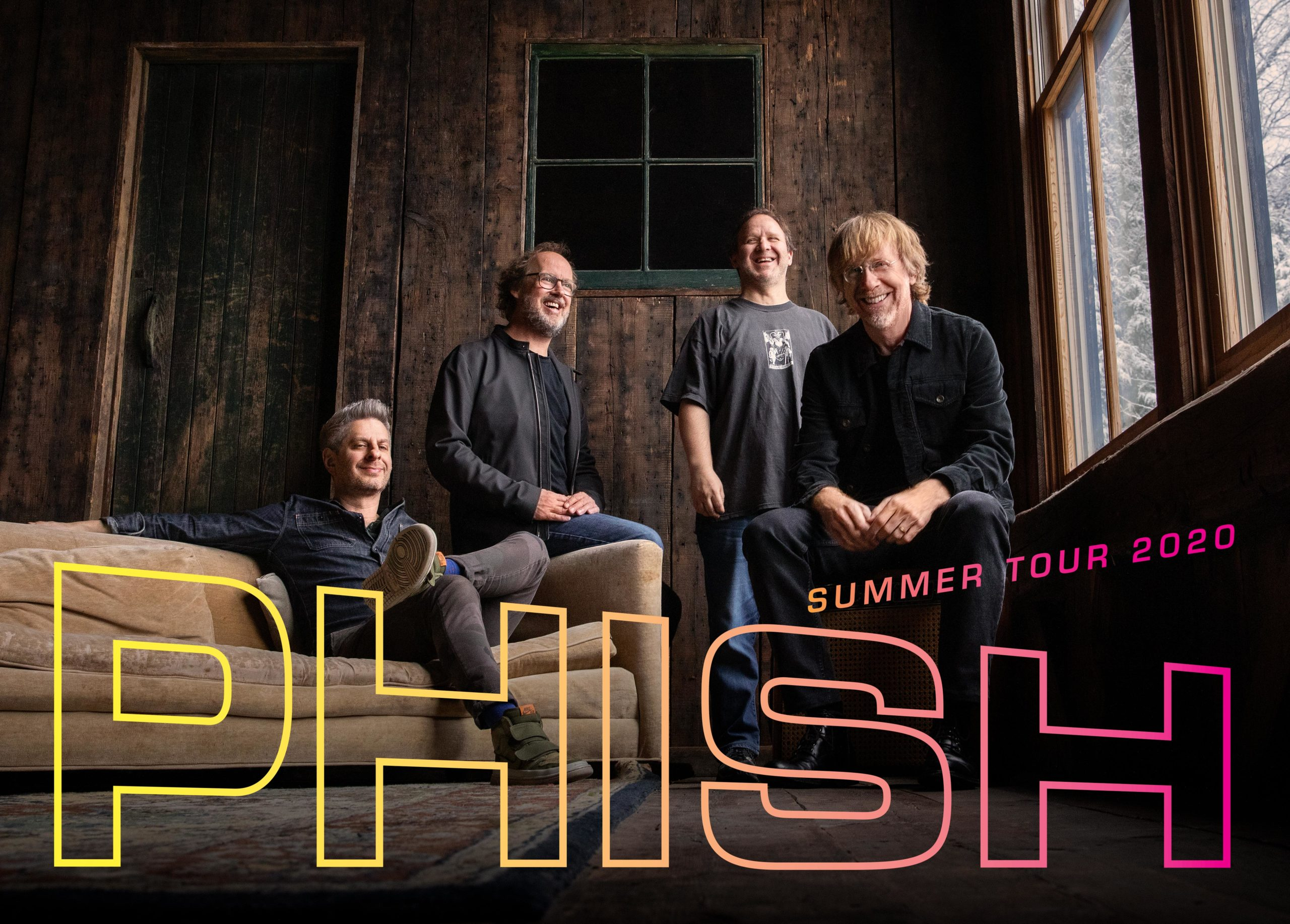 Phish [CANCELLED] at Giant Center